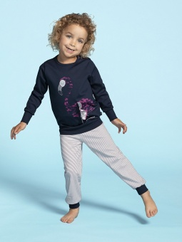 Calida Toddlers Flamingo Barnpyjamas