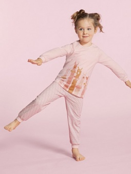 Calida Toddlers Lama Pyjamas