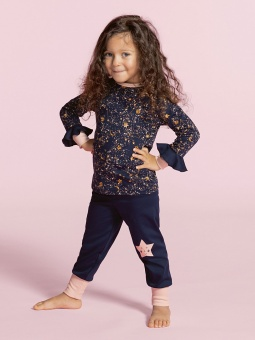 Calida Toddlers Stars Pyjamas