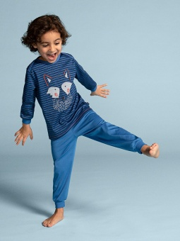Calida Toddlers Pyjamas Wolf