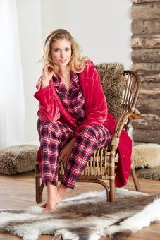 Damella pyjamas flanell