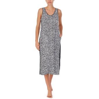 DKNY Wild side maxi dress