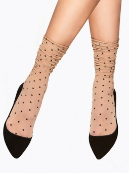 Vogue socka Trend prickig