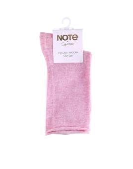 Note Viskos/angora socka