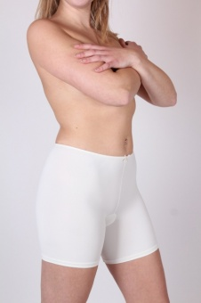Avet boxer med långa ben utan spets