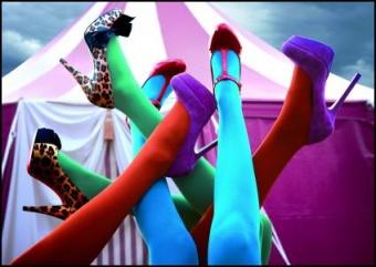 Vogue Colore strumpbyxa