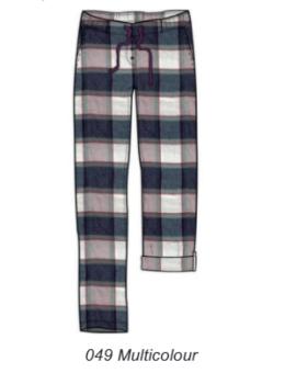 Damella Pyjamasbyxa Flanell