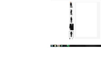 DKNY Modern Generation Hood klänning