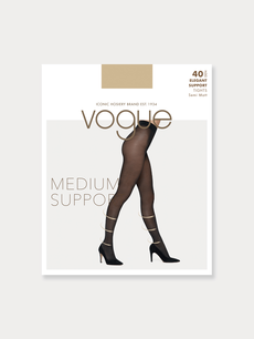 Vogue Elegant Support 40 den strumpbyxa