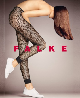 Falke Celebration leggings lace
