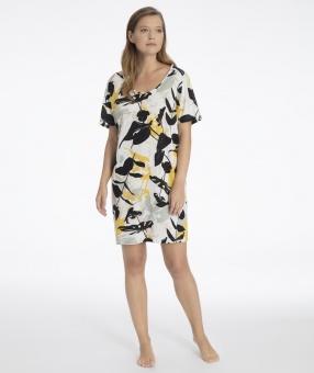 Calida nattlinne/dress Star White
