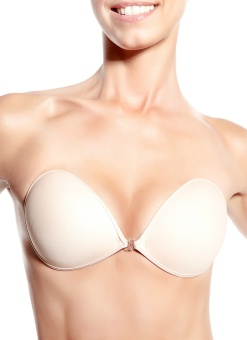 Freebra strapless bra light
