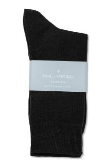 Panos Emporio Ull socka 2-pack Herr