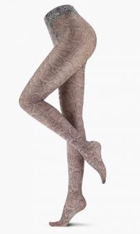 Oroblu Snake print strumpbyxa i 20 den