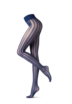 Oroblu Pinstripe tights