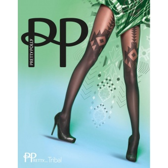 Pretty Polly strumpbyxa tribal