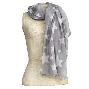 The Moshi scarf Star olika färger