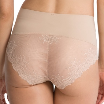 Spanx Smooth lace hipster