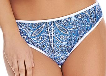 Freya - Summer Tide Denim Bikini Brief