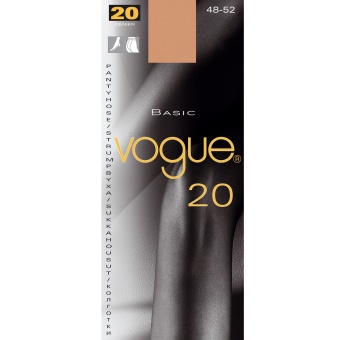 Vogue Basic 20 den Strumpbyxa