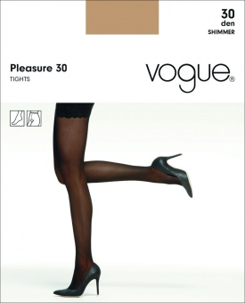 Vogue Pleasure 30 strumpbyxa