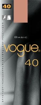 Vogue Basic 40 den strumpbyxa