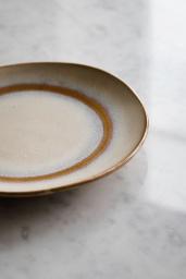 70s Dessert Plate