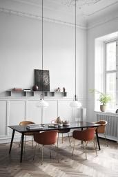 Copenhagen SC6 Pendant Lamp Opalglas