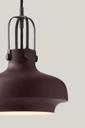 Copenhagen SC6 Pendant Lamp Matt Plum