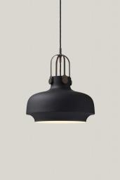 Copenhagen SC7 Pendant Lamp Matt Black