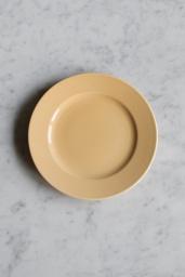 Assiett Rainbow Plate Warm Yellow