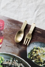 Bokmärke Fork & Spoon