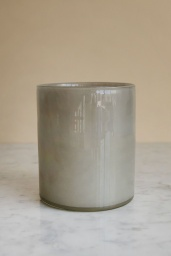 Candle Holder Grey