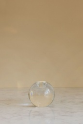 Ball Crystal Candle Holder