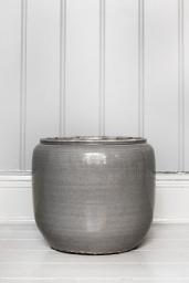 Custa Pot Grey Medium