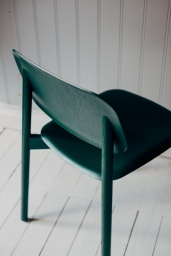Soft Edge Chair 12 Green