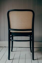 Stol No. 811 Svart