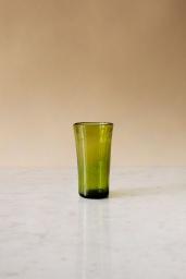Driksglas La Maison Dar dar Koniskt Olive