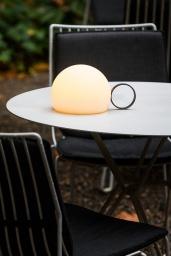 Circ Table Lamp M-3726X Black