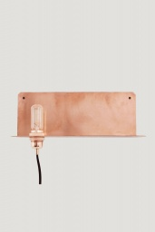 Frama 90° Wall Light Copper