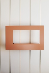 Tavelram Frame Wide Dusty Pink