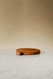 Round Cutting Board Ice