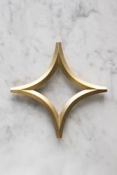Futagami Grytunderlägg Trivet Star