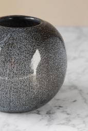 Round Vas Beige/Brun