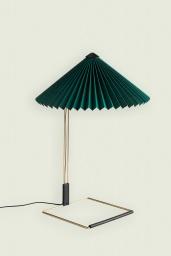 Matin Table Lamp Green