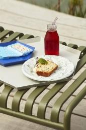 Soft Ice Dinner Plate Green