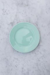 Rainbow Plate 20cm Mint