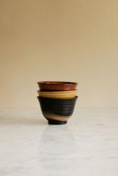 Japanese Matcha Bowl Black