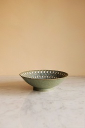 Japanese Ceramic Salad Bowl