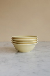 Rainbow Bowl Light Yellow
